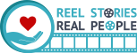 Reel Stories Real People Logo