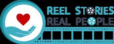 Reel Stories Real People Logo